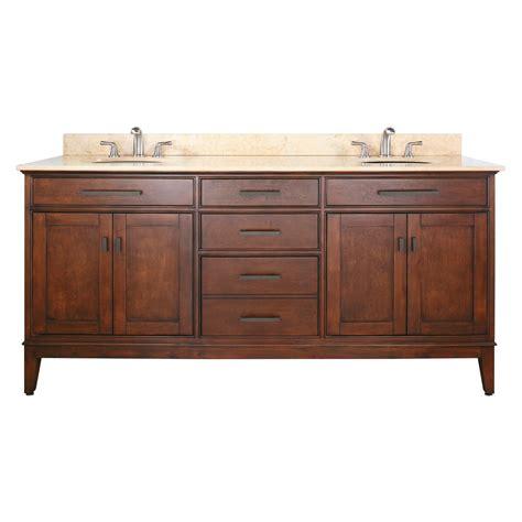 72 quot bathroom vanity tobacco bathroom vanities bath kitchen and beyond