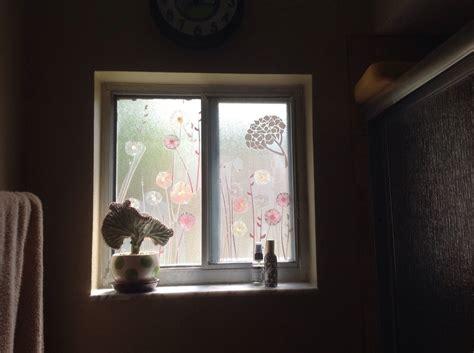 ideas for bathroom windows bathroom window treatments ideas