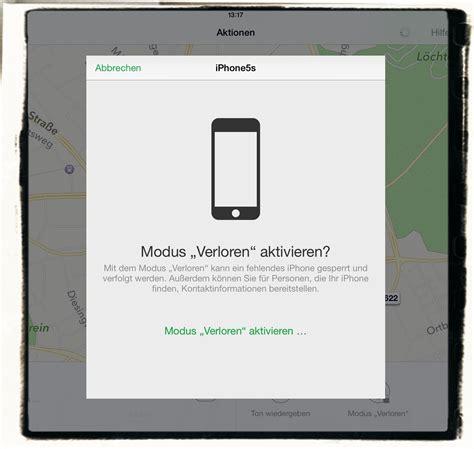 iphone diebstahl oder verlust  tun mobil ganz
