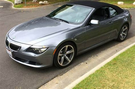 2008 Bmw 650i For Sale by 2008 Bmw 650i Convertible Low No Longer Available