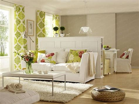 curtain to separate room how to separate living and