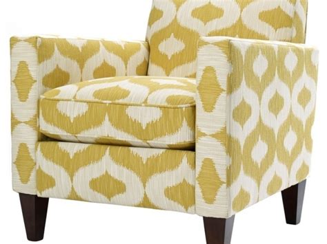 Grey And Yellow Accent Chair  Chair Design