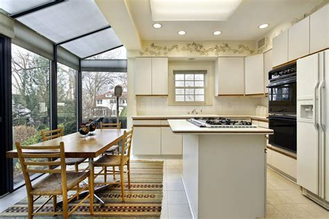 Attached Sunroom by Attached Sunroom Kitchen With Sunroom Attached Verri 232 Re