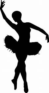 Ballet clipart transparent - Pencil and in color ballet ...