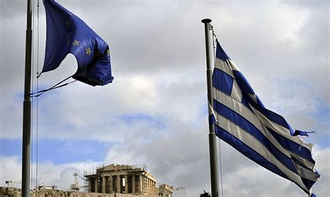 RUTH SUNDERLAND: Second act of Greek tragedy is playing