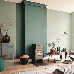 on met l39accent sur la couleur de peinture pour salon With quel mur peindre en fonce 10 peinture 10 deco chic en gris anthracite deco cool
