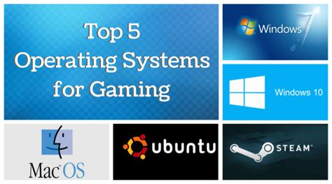 Best Operating System For Laptop Top 5 Operating Systems For Gaming Of 2017