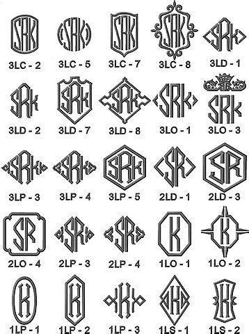 images  monograms  pinterest vinyls   design  initials