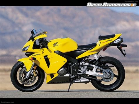 Honda Cbr 600 Rr (2003) Exotic Bike Wallpapers #08 Of 20