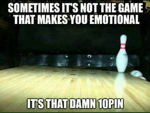 Pin by Bonnie K... Bowling Game Quotes
