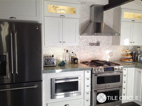 of pearl kitchen backsplash tile how to install a of pearl backsplash tile circle 9790