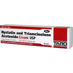 Triamcinolone Acetonide Cream Size Tubes