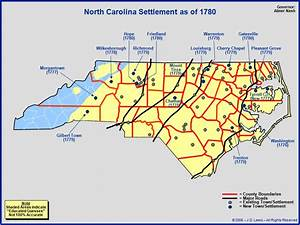 1780 in North Carolina