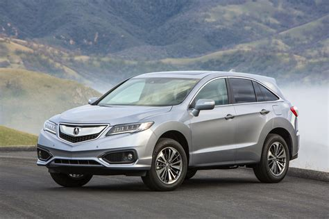 Acura Rdx Review 2017 by 2017 Acura Rdx Review Carfax