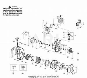 Poulan Bv1800 Gas Blower Type 2  1800 Gas Blower Type 2