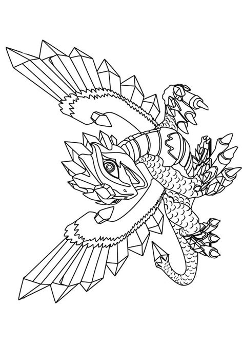 train  dragon coloring pages books    printable