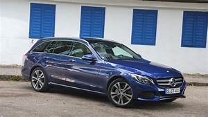 Mercedes Classe C 4 : essai vid o mercedes classe c break l 39 utilitaire 4 toiles ~ Maxctalentgroup.com Avis de Voitures