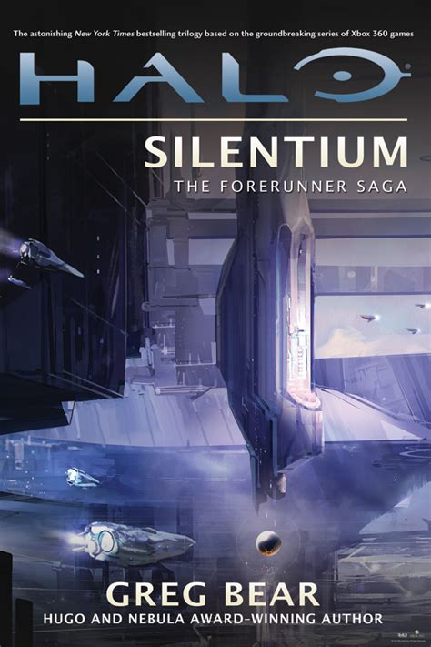 Final Book In The Halo Forerunner Saga Revealed! Halo