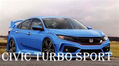 2018 Honda Civic Type R Turbo Sport Coupe Review