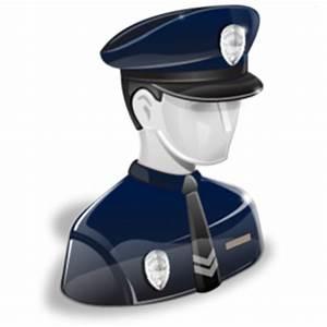 Policeman Icon | Super Vista Jobs Iconset | Iconshock