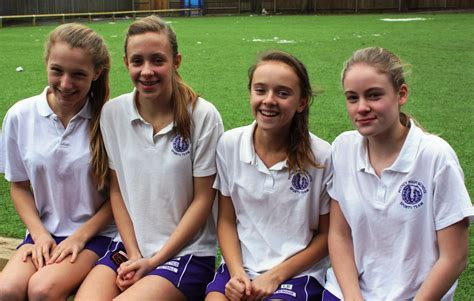 Putney Ball Girls For Wimbledon