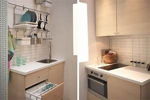 idee cuisine americaine appartement modern aatl With cuisine pour petit appartement