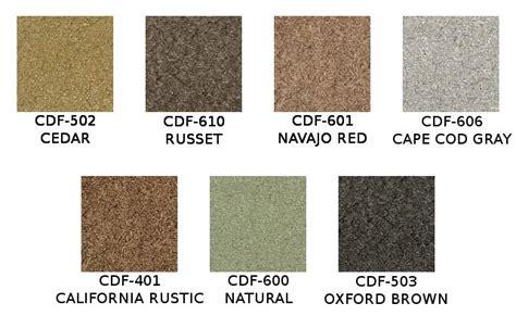 composite colors messmer s composite deck finish