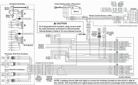 Awesome Meyer Snow Plow Wiring Diagram For Headlights