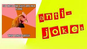 5 Crazy Funny Anti-Jokes! - YouTube