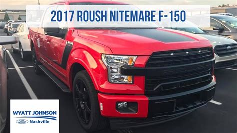 roush   nitemare supercharged