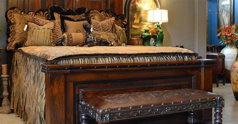 world long leather bench  bed  accents  salado