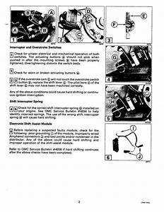 Mercury Alpha 1 Shift Interrupter Wiring Diagram