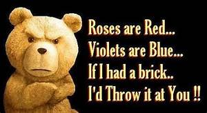 Funny roses are red poem by Ted   Funny Dirty Adult Jokes ...