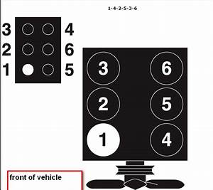 What Is The Firing Order For A 2003 Ford Ranger 3 0