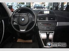 2008 BMW X3 xDrive20d auto Xenon leather HiFi