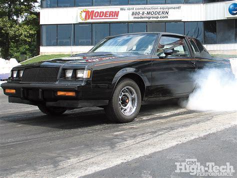 precision turbo upgrade    buick grand national
