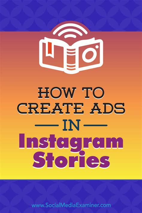 how to make a fan page on instagram how to create ads in instagram stories your guide to