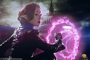 Blink from X-Men: Days of Future Past Cosplay