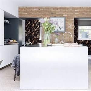 ilot central inox gallery of plan de travail bton cir With superior meuble ilot central cuisine 0 ilot central cuisine en bois uzes