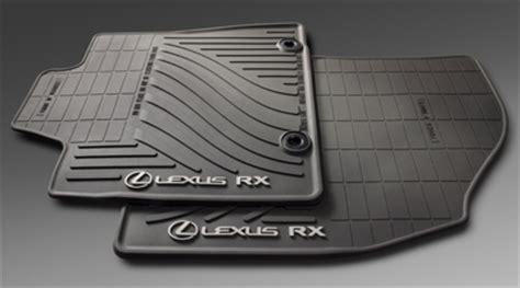 Lexus All Weather Floor Mats Es350 by Lexus Parts World