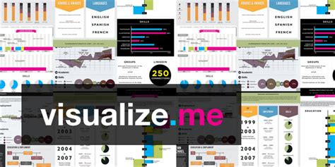 Visualize Me Resume by Turn Your Resume Into An Infographic With Visualize Me