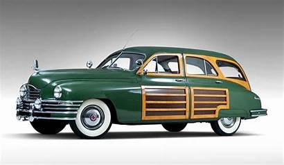 1948 Packard Station Woody Woodie Sedan Wagon