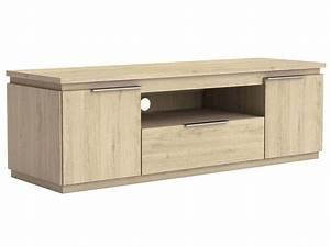 Meuble De Télé Conforama : meuble tv 45 2 cm origin arizona coloris beige chez conforama ~ Teatrodelosmanantiales.com Idées de Décoration
