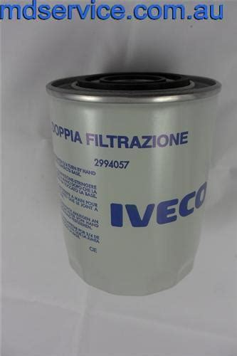 iveco daily oil filter  md iveco service