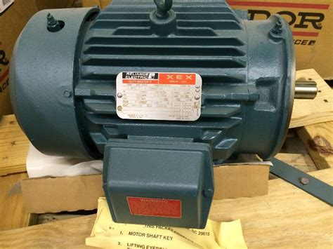 Electric Motor Brands by Reliance Electric Duty Master Electric Motor Brand New