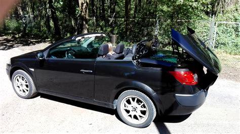 Renault Megane 2 Coupe Cabrio