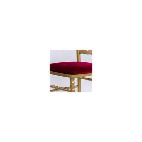 Mariage Chaise Napoleon by Chaise En Or Napoleon Iii Et Sa Galette Rouge