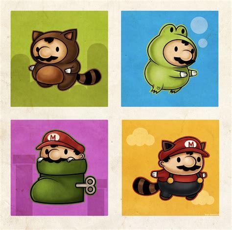 Pacroid Cute Mario