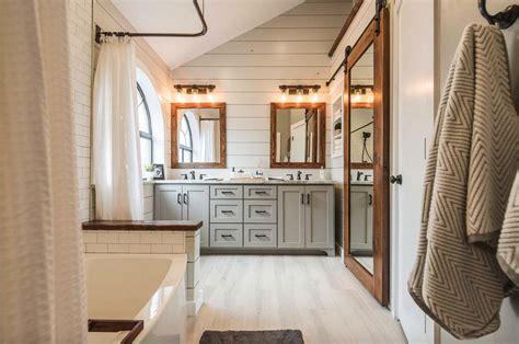 farmhouse bathroom decor  stylish ideas  inspire