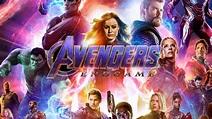 Avengers Endgame 2019 Poster Wallpaper   2021 Movie Poster ...